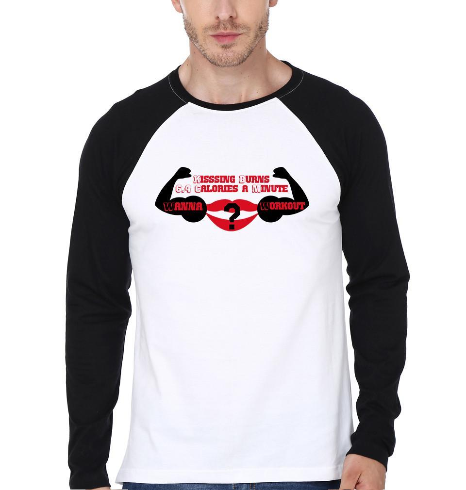 ektarfa.com Men Designs WANNA WORKOUT men T-Shirt & Hoodie
