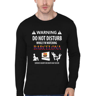 ektarfa.com Men Designs Warning FCB men T-Shirts & Hoodie