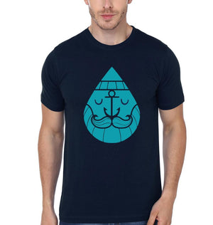 ektarfa.com Men Designs Waterdrop Sailor Men T-Shirt & Hoodie