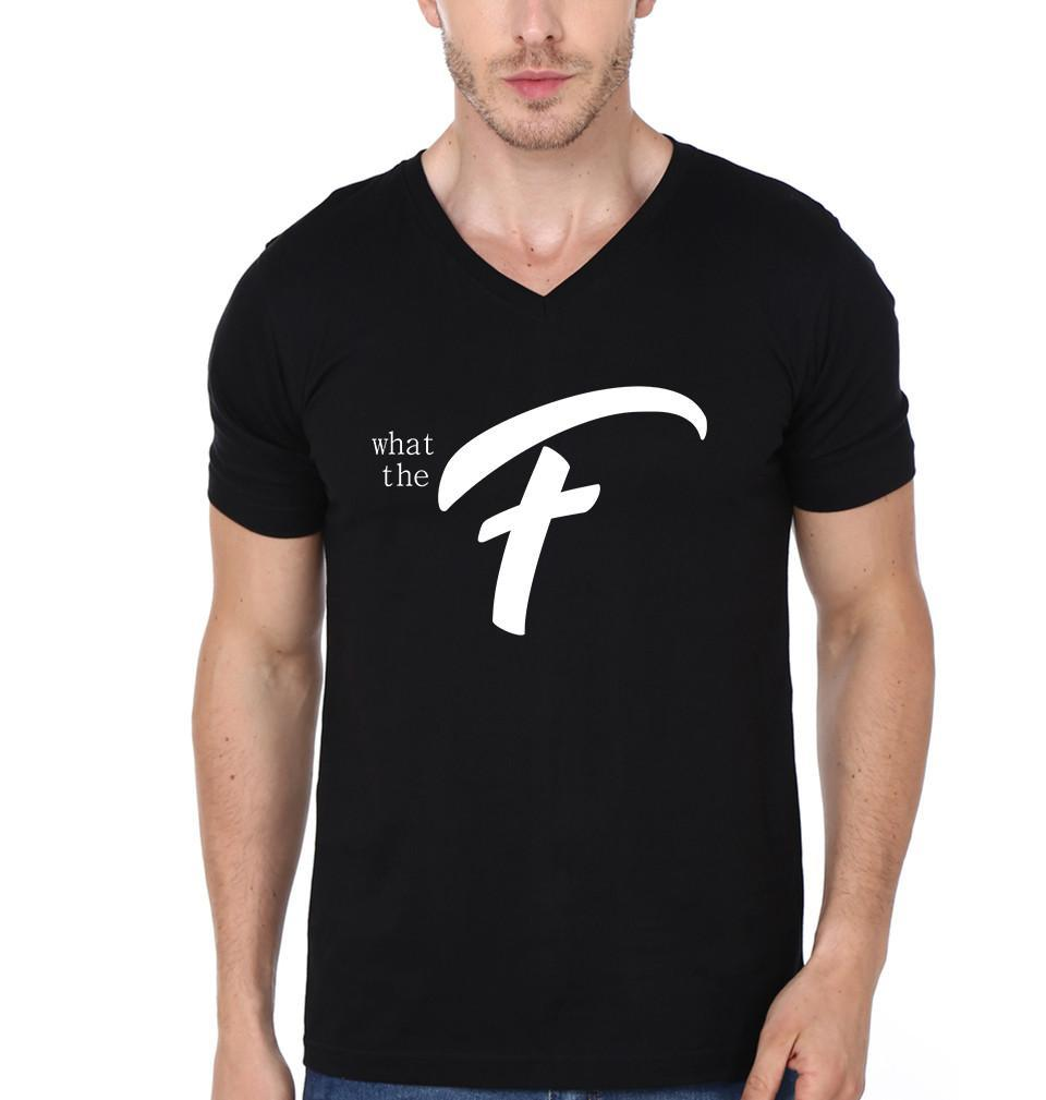 ektarfa.com Men Designs What The F Funny men T-Shirts & Hoodie