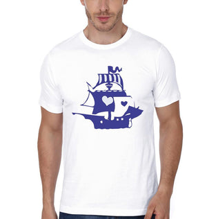 ektarfa.com Mother Son T-shirts Firstmate Ship T-Shirts