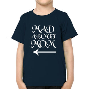 ektarfa.com Mother Son T-shirts Mad About Mom Mad About Son T-Shirts