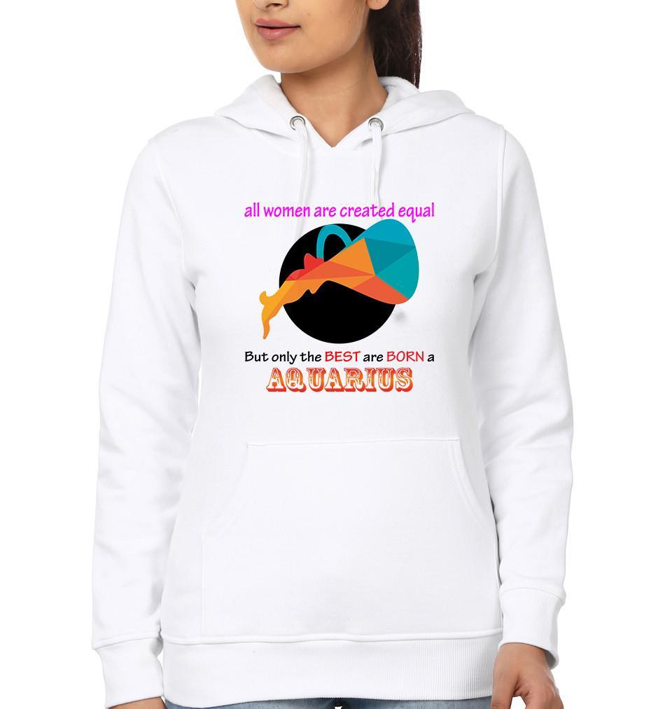 ektarfa.com Women Designs Aquarius Women T-Shirt & Hoodie