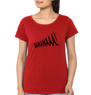 ektarfa.com Women Designs Bananaaaa women T-Shirts & Hoodie