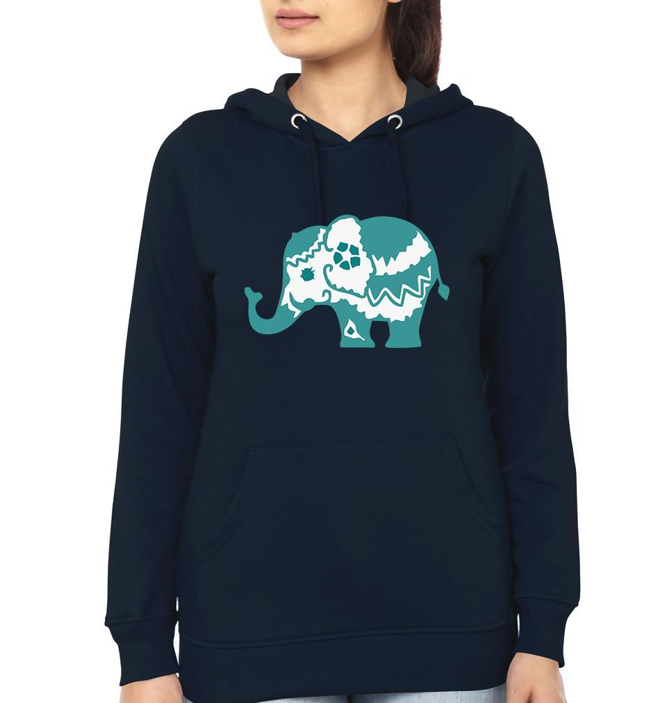 ektarfa.com Women Designs Elephant Art  Women T-shirts & Hoodies