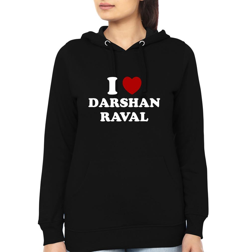 ektarfa.com Women Designs I Love Darshan Raval Women T-Shirt & Hoodie