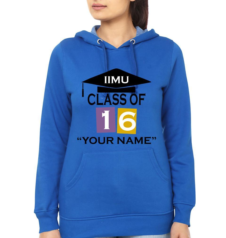 ektarfa.com Women Designs IIMU Class of 2016 Women T-Shirt & Hoodie