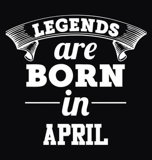 ektarfa.com Women Designs Legend Born April birthday Women t shirts and hoodies