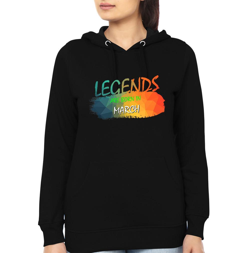 ektarfa.com Women Designs Legend Born March birthday Women t shirts and hoodies