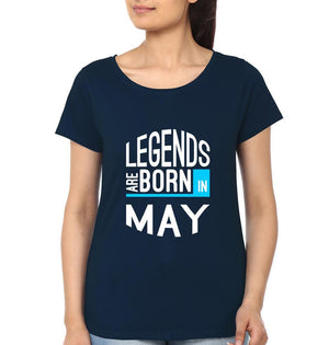 ektarfa.com Women Designs Legend Born May birthday Women t shirts and hoodies