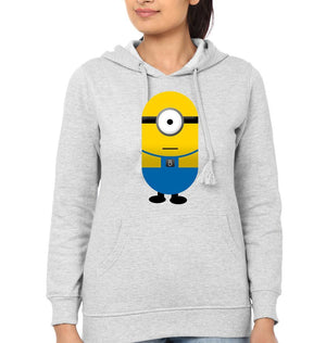 ektarfa.com Women Designs Minion Dispicable me Women T-Shirt & Hoodie