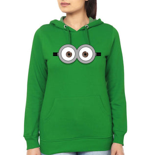 ektarfa.com Women Designs Minion Pop Eyes women T-Shirts & Hoodie