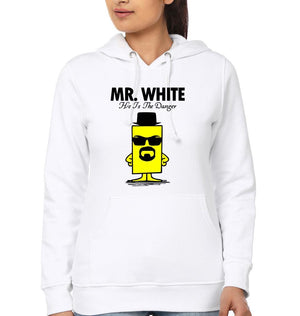 ektarfa.com Women Designs MR. White Women T-Shirt & Hoodie