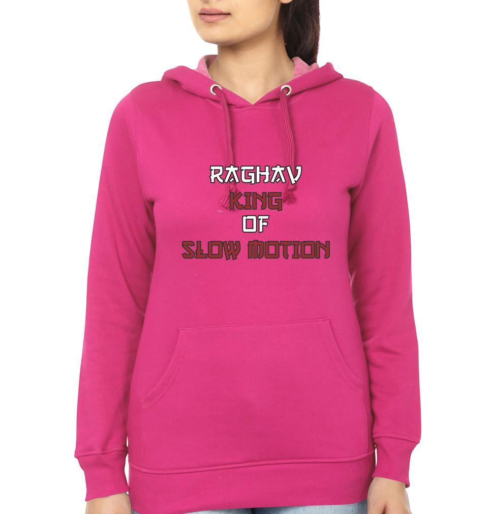ektarfa.com Women Designs Raghav King of Slow Motion T-Shirt & Hoodie