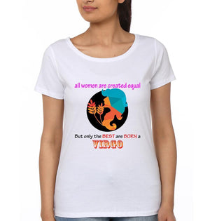 ektarfa.com Women Designs Virgo Women T-Shirt & Hoodie