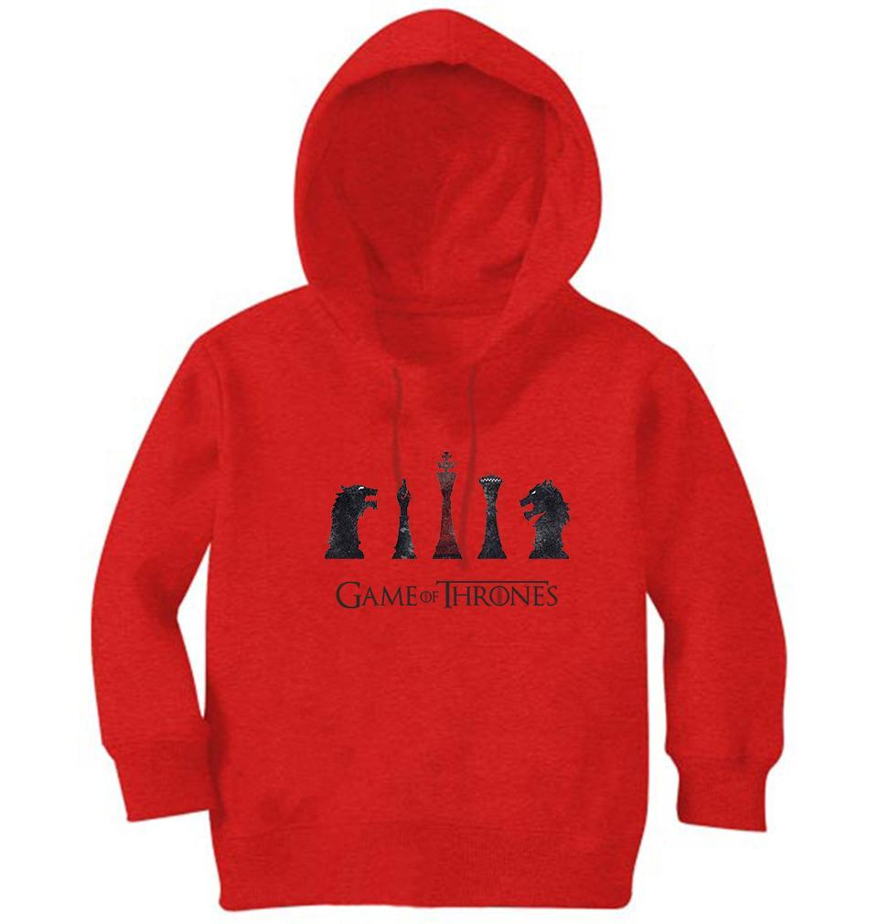 Ektarfa Garments Girls Hoodies GOT Game of Thrones Hoodie for Girl