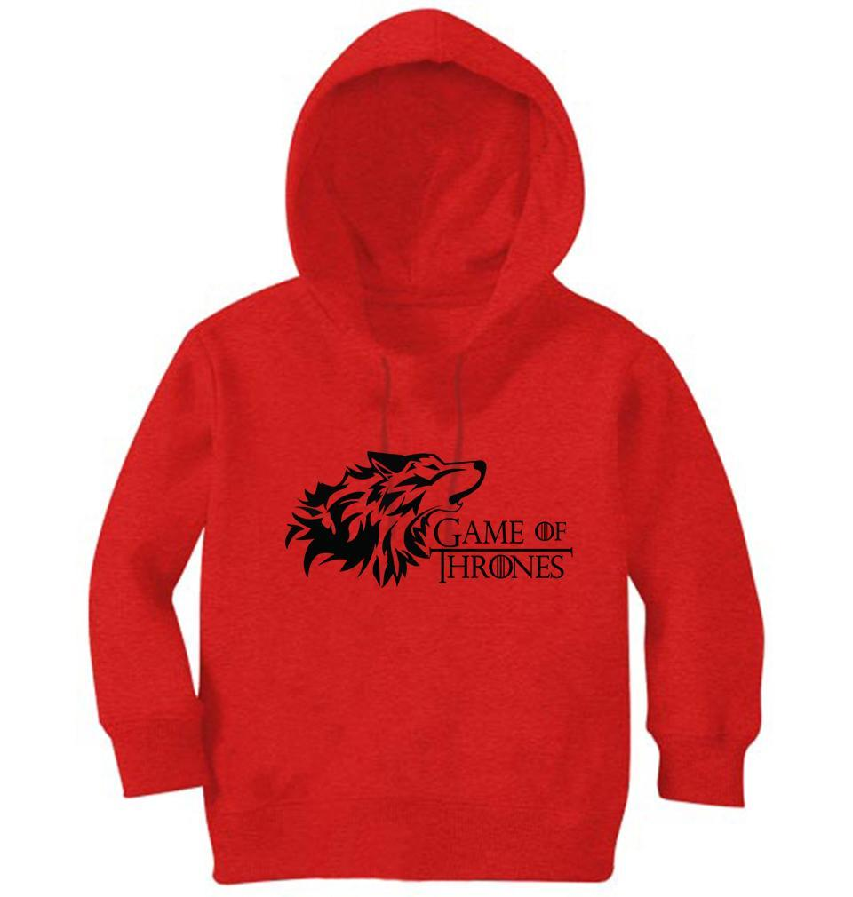 Ektarfa Garments Girls Hoodies GOT Game Of Thrones Winter Coming Hoodie for Girl
