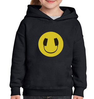 Ektarfa Garments Girls Hoodies HeadPhone Eye Hoodie for Girl