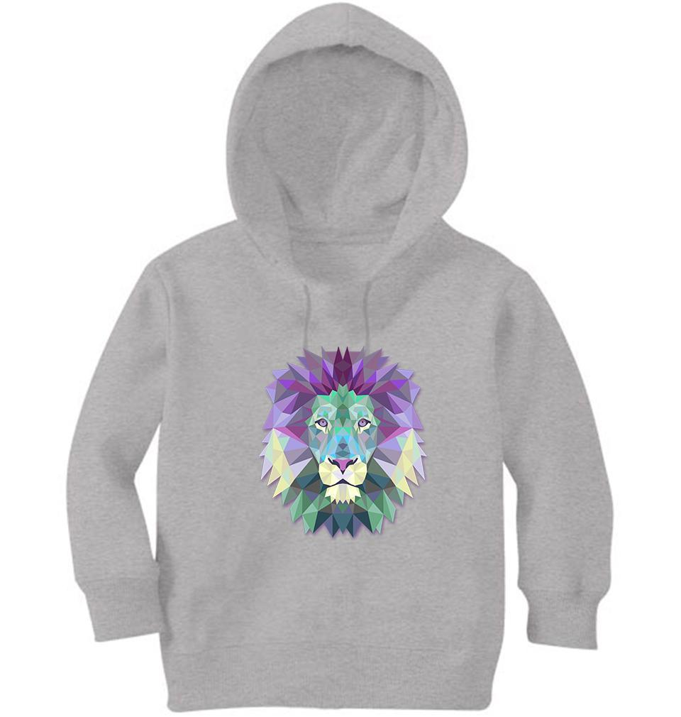 Ektarfa Garments Girls Hoodies LION Hoodie for Girl