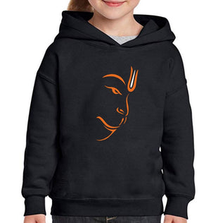 Ektarfa Garments Girls Hoodies RAMJI Hoodie for Girl