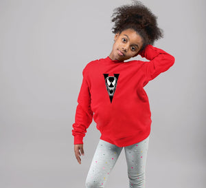Ektarfa Garments Girls Hoodies Venom Hoodie for Girl