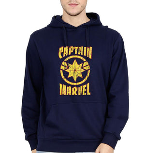 Ektarfa Garments Men Hoodies Captain Marvel Hoodie for Men
