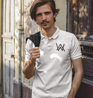 Ektarfa Garments Men Polo T-Shirts Alan Walker Polo T-Shirt for Men