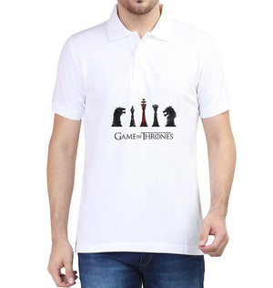 Ektarfa Garments Men Polo T-Shirts GOT Game Of Thrones Polo T-Shirt for Men