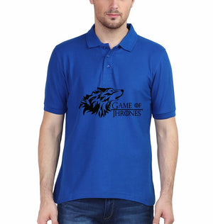 Ektarfa Garments Men Polo T-Shirts GOT Game Of Thrones Winter Coming Polo T-Shirt for Men