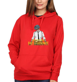 Ektarfa Garments Women Hoodies PUBG Player Unknown's Battleground Hoodie for Women