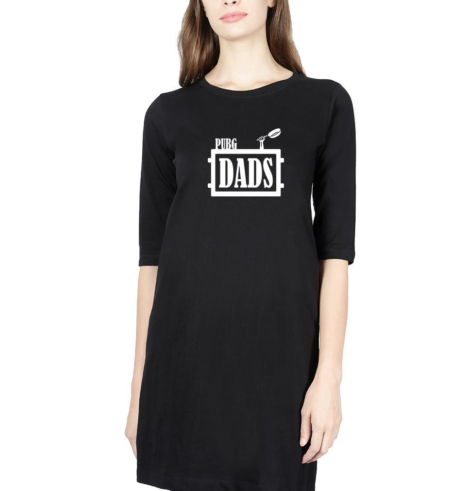 Ektarfa Garments Women Long Top PUBG Pubg Dads Long Top for Women