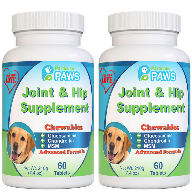 2X Joint and Hip Supplement for Dogs