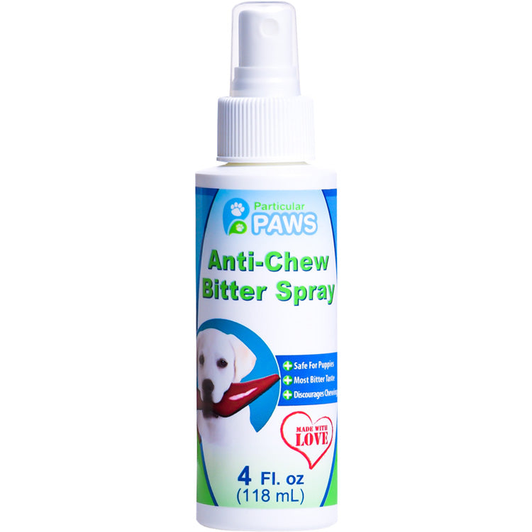 Anti Chew Bitter Spray for Dogs