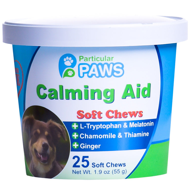Calming Aid Soft Chews - 25ct