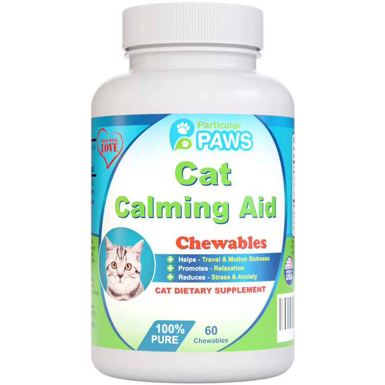 Best Drug For Cat Anxiety