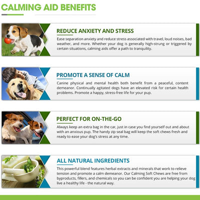 Calming Aid Treats