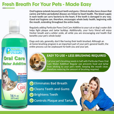 Fresh Breath Oral Care