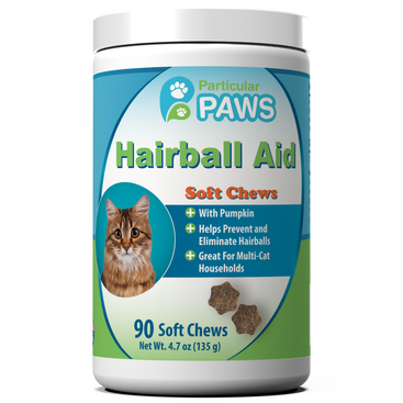 Hairball Aid for Cats