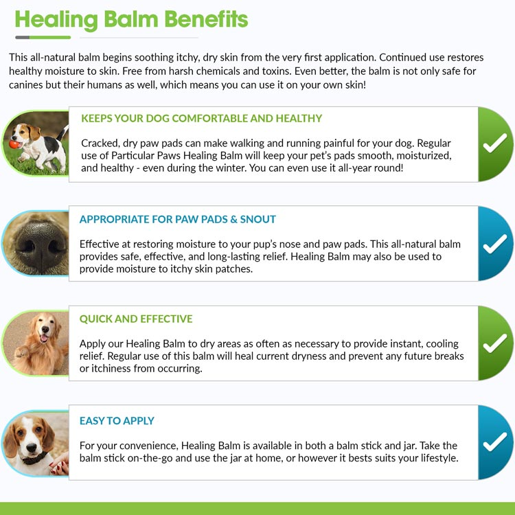 Healing Balm for Dogs
