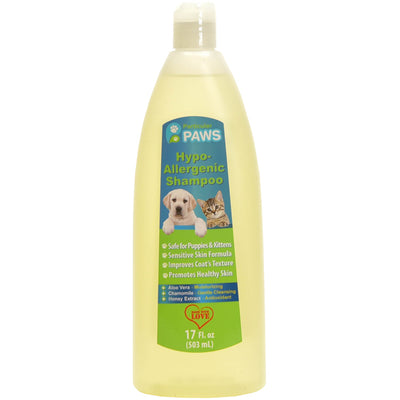 Hypoallergenic Shampoo for dogs and cats