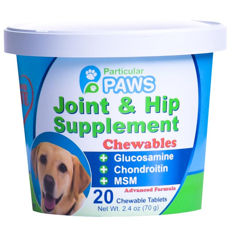 Joint and Hip Supplement - 20ct - Paws Challenge
