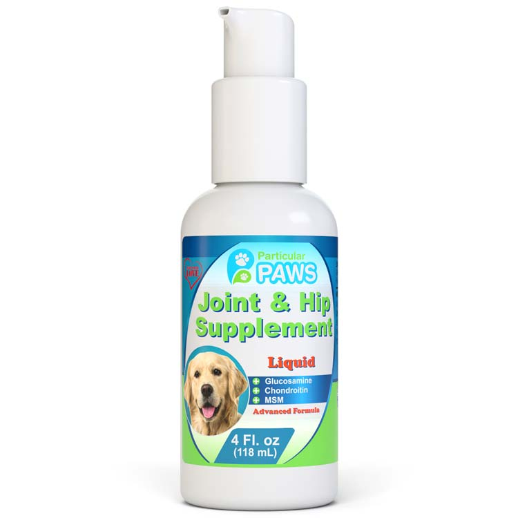 Joint and Hip Liquid for Dogs