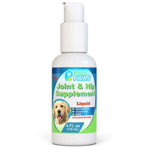 Glucosamine for dogs - Liquid Forumula
