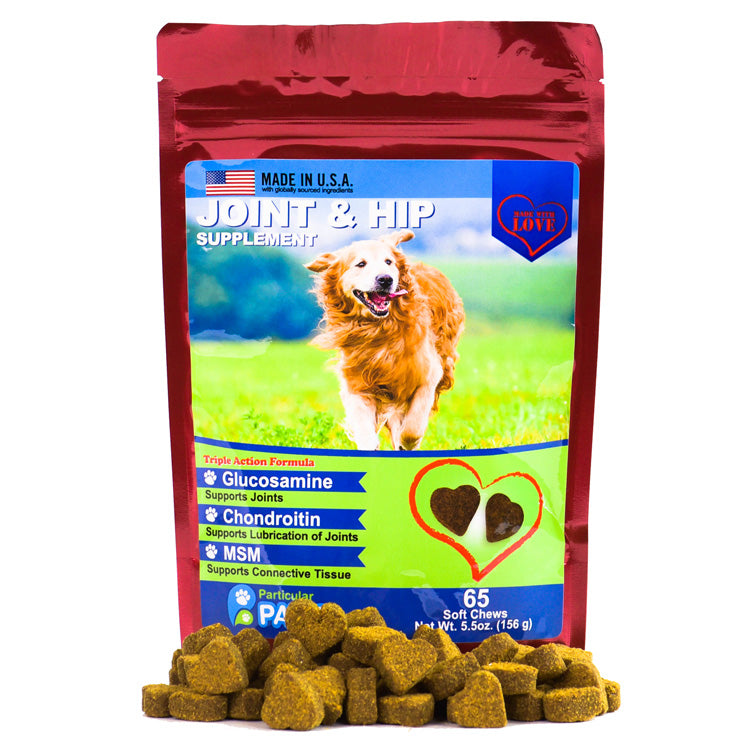 Joint and Hip Soft Chews for Dogs