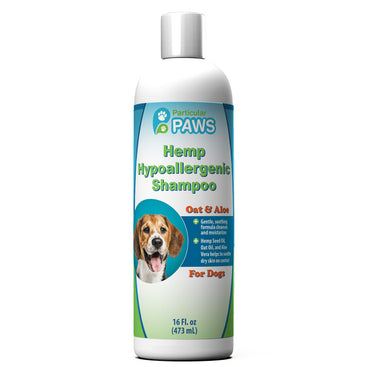 Hemp Hypoallergenic Shampoo for Dogs