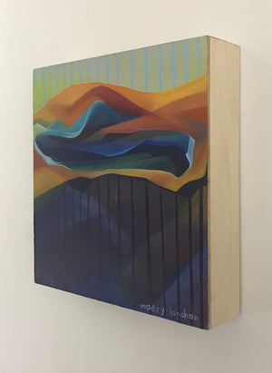 """Beyond the Surface"" - Original Abstract Painting"