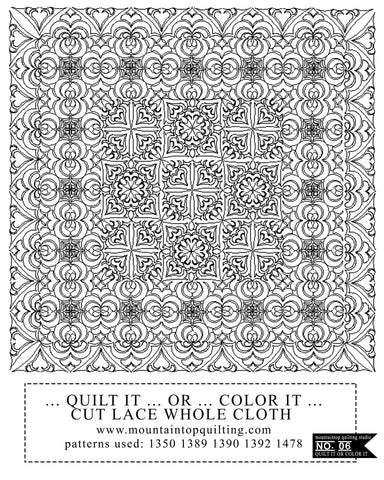 QUILT IT OR COLOR IT 06