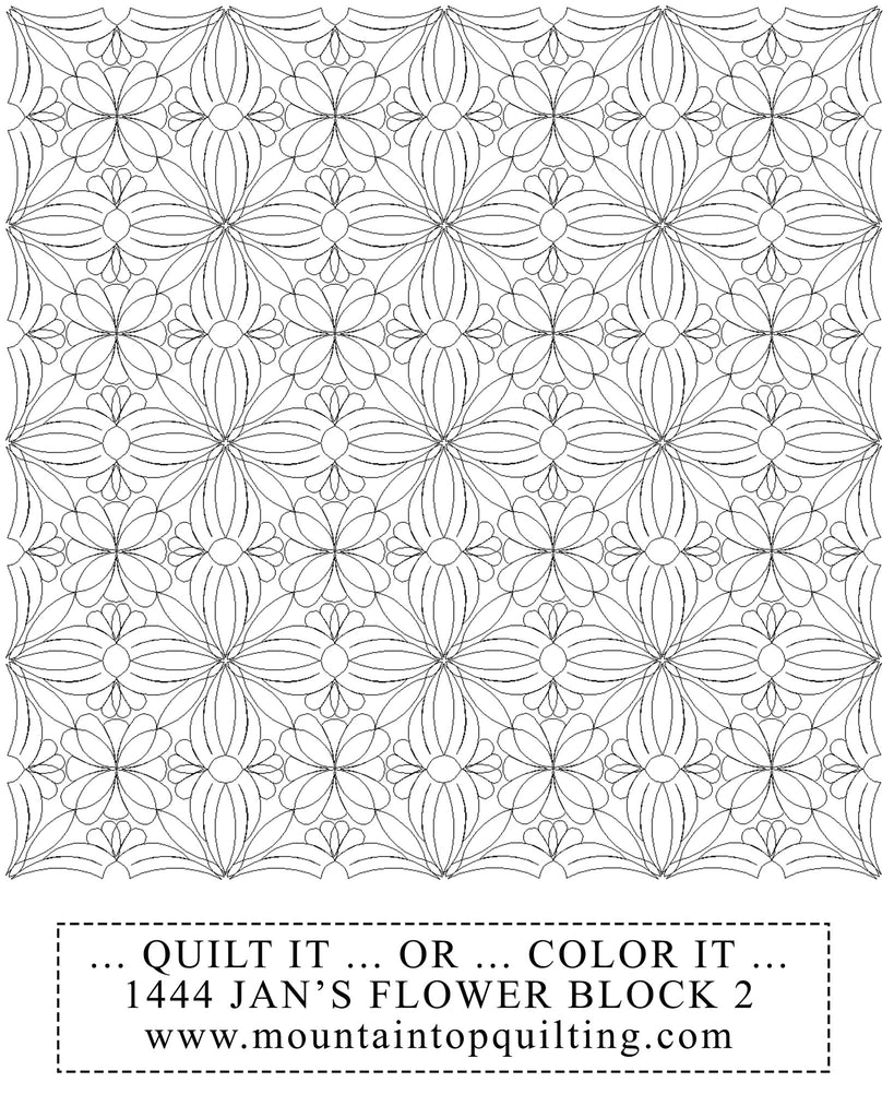 QUILT IT OR COLOR IT 01
