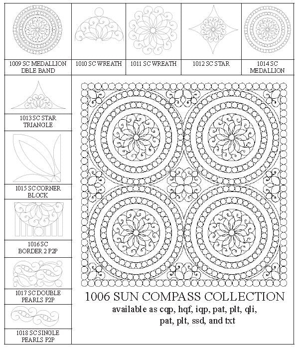 1006 SUN COMPASS COLLECTION