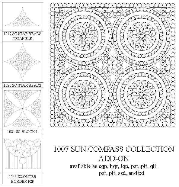 1007 SUN COMPASS ADD-ON BUNDLE